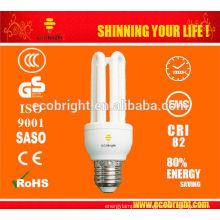 9mm 3U 11W energía ahorrador 10000H calidad del CE