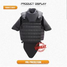 Protección completa Chaqueta a prueba de balas Chaleco Body Armor V-Link 001.5