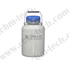 Storage-Type Liquid Nitrogen Tank 2L