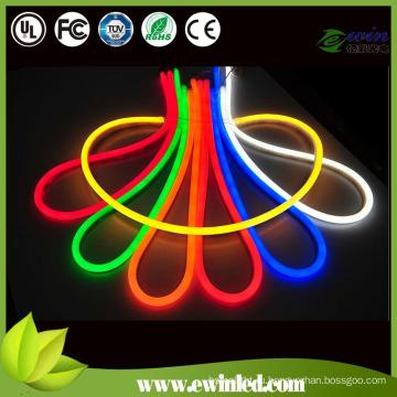 LED Neon Flex с цветной крышкой