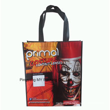 Eco Friendly BOPP Laminated Non Woven PP Shopping Bag
