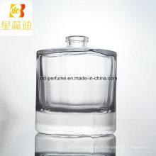 Bonne bouteille de parfum de conception de mode adaptée aux besoins du client