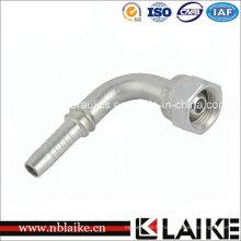 Raccords de tuyaux hydrauliques Multiseal femelle coude métrique