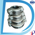Elastic HDPE Pipe Sleeve Coupling for Hydraulic Pump