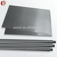 Alibaba china de haute qualité plaque de tungstène pur à vendre
