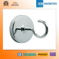 Strong Pull Force Customized Hook Magnet