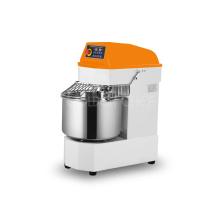 220V 80 liter mixing bowl frequency changer low noise spiral mixer dough digital control flour dough mixer bread dough mixer