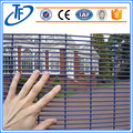 Durable 358 anti climb fence