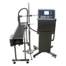 Máquina automática de la impresión de la botella