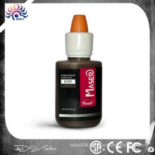 High quality tattoo permanent makeup ink colorful pigment supplies