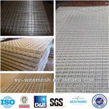 Panel de malla de alambre soldado / Panel de malla de alambre de hormigón