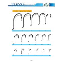 High Carbon Steel Faultless Octopus Hook