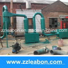 Semi-Automatic Sawdust Pipe Dryer for Salle