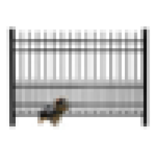 Kleine Tierbarriere Zaun