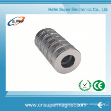 China Neodymium Ring Magnets for Sale