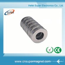 Китай неодимовый кольцо магниты для продажи