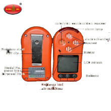 Portable Multi 4 In 1 Gas Detector