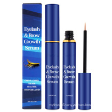 Custom Natural Eyelash & Brow Growth Serum for Fuller and Thicker Lashes and Eyebrows