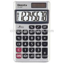 Calculadora eletrônica e sunway do bolso de 8 dígitos com preço barato