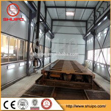 CE Approved Energy Saving Paint Oven/Car Painting Room/Spray Painting Booth