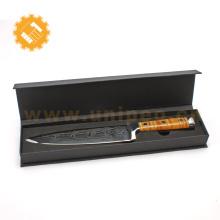 Produits fabriqués au Japon Damascus couteau de cuisine cuisine couteaux en acier inoxydable à haute teneur en carbone