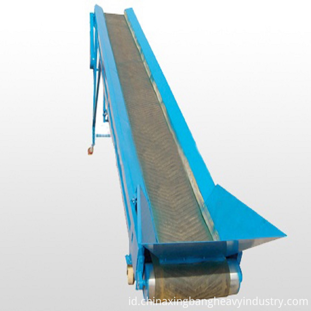 PVC PP Belt Conveyor