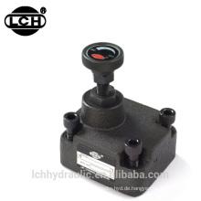 hydraulisches Wegeventil 112l / min 114 Liter