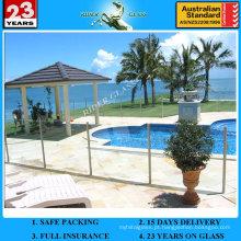 3-19mm Glass Balcony Railing