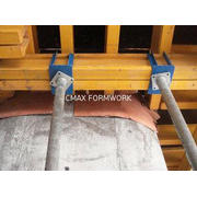 Simple Structure , Vertical Adjustable Prop Used in Slab Fo