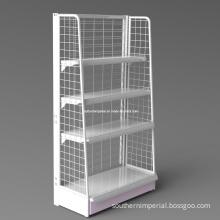 Supermarket/Retail/Store Metal Wire Display Rack/Shelf