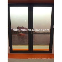 china top aluminum thermal break casement doors