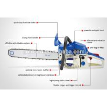 """55cc 20 """"2300W Mini Gasolina Motosserra CE / GS / EMC / EU2 Aprovação (GW8232)"""