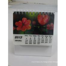 Wholesale Printing 3D Lenticular Table Calendar