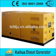 Генератор 375KVA молчком тепловозный с китайским двигателем SC15G500D2