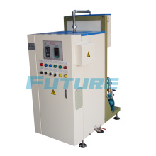 Rápida instalación de caldera de agua caliente eléctrica