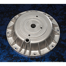 Soem fertigte Aluminiumlegierungs-Druckgussteile, Aluminiumdruckgussgehäuse des Aluminiums besonders an