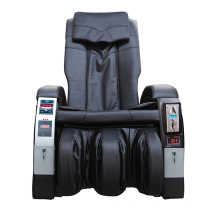 Hot sale full bady and body care L shape bill & coin operated massage chair