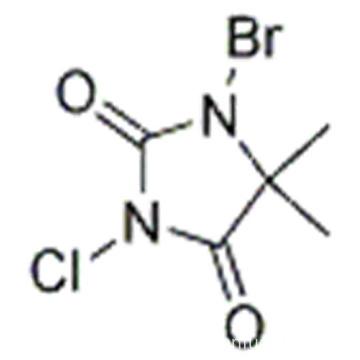 1-Bromo-3-chloro-5,5-dimethylhydantoin CAS 32718-18-6