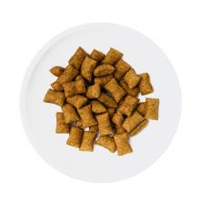 Cat Snacks Biscuit Sandwich Crispy Salmon Flavor Training Snacks Biscuit Nutrition Teeth Cleaning