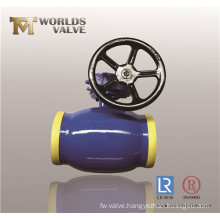 Welded Connection Ball Valve