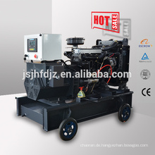 Good quality water cooled 110v portable generator with yangdong engine