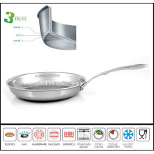Stainless Steel Skillet Buy Wholesale Direct From China
