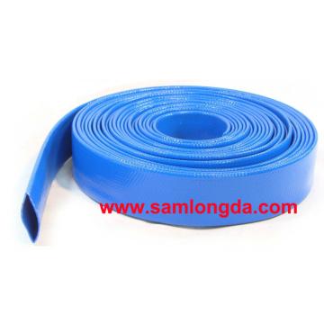 PVC Layflat Schlauch / Bewässerungsschlauch / Tropfschlauch