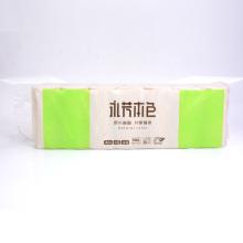 Venta al por mayor rollo de papel de rollo de papel higiénico de bambú