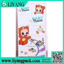 Cute Baby Design, película de transferencia de calor para la caja de clasificación