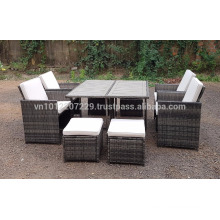 PE Poly Wicker Rattan Outdoor / Garden Furniture - Lounge Set