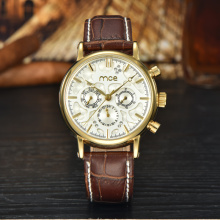 Wholesale good quality mechanical gold watch