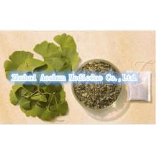 Экстракт листьев Ginkgo Biloba натуральной травы