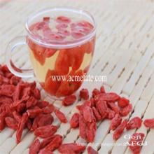Ningxia Goji Berry Fruit para chá