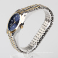 bracelet alloy watch stainless steel back men